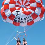 Parachute ascensionnel Sanary sur Mer