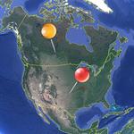 Clicino Nordamerika