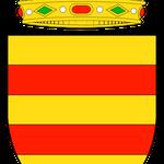 Wappen der Grafen von Empúries (Wikimedia Commons)