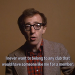 woody allen - club
