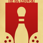 the coen brothers - the big lebowski movieposter