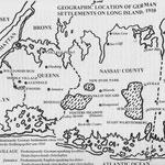 1873 Beers Map - Jamaica, Queens, NY