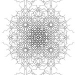 """islam formation"" silkscreen&stencil design"