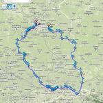 Start Erkner - Ende Lutherstadt Wittenberg