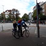 Fietsvriendelijk Hamburg!
