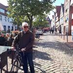 Bewaakte fietsenparking