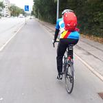 Brede fietspaden