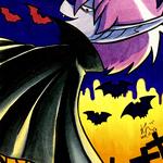 吸血鬼なハロウィンパメルくん