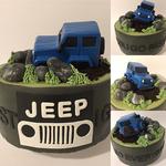Für einen grossen Jeep-Fan