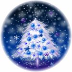 Snow Tree (2005/Xmas)