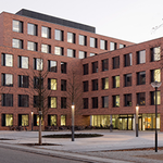 Neubau Charité Crossover, Berlin