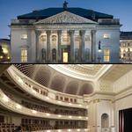 Grundinstandsetzung Deutsche Staatsoper Unter den Linden, Berlin