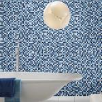 Cesi geglazuurd mozaiek