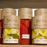 Bio Tomaten und Artischoken