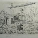 Thierriat, Maison du garde à Ambronay, 1850