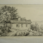 Ferme à Chessy, 1851
