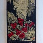 Durand, La légende de la rose, bois, sur japon, 30 ex.