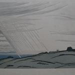 Burnot, L'averse, 1935