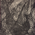 R. Bord, Vaisseau fantome, 39 x29.