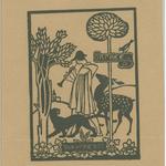 Dalbanne, ex-libris, 9,7x5,2