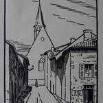 Burnot, le Village.