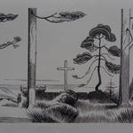 Burnot, le bois sacré, 1935