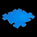 Küste hart Blau