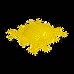 Igel hart Gelb