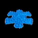 Klein - Seestern weich Blau