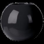 Sphere-Planter_Ral-9005