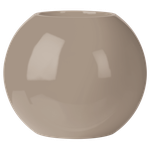 Sphere-Planter_Ral-Taupe