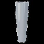 Cono-Round-Tall_Ral-9006