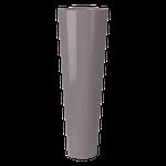 Cono-Round-Tall_Ral-9007