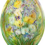 Dolce risveglio - masonite cm. 70 x 100 Elisa Geyer