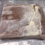 feuilletage inversé au chocolat