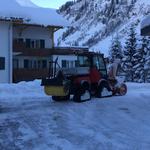 Schneeräumung Betreutes Wohnen