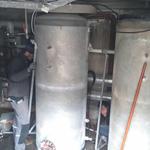Umbau Warmwasser Waldbad