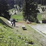 Ortsverschönerung Stubenbach, Splitt