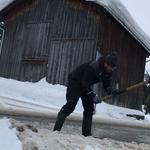 Tagwasserschacht finden und öffnen in Stubenbach