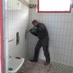 Umbaumaßnahmen Duschen Waldbad