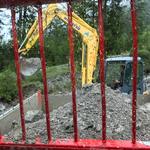 Kracherbach Bagger- und Aufräumarbeiten