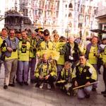 Champions League Finale 1997 in München