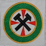 Ungarisches Grubenwehrabzeichen