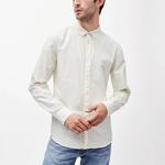 QUINAA Hemd aus Bio-Baumwolle off white – € 69,90