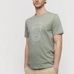 JAAMES SAILOR FACE T-Shirt aus Bio-Baumwolle – € 29,90
