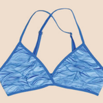 Triangle Bra FINE FRIDA blue waves €39