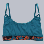 Bustier PEPPY PAULA orange flowers  €39