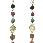 Kantha Raindrop Earrings – 21 €