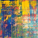 KERSTIN SOKOLL, aground, 2017, J007, 100 x 100 cm, SOLD