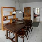 Wohnküche Ferienwohnung 2 am Scheunentor